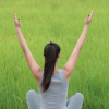 Nude aerobics yoga